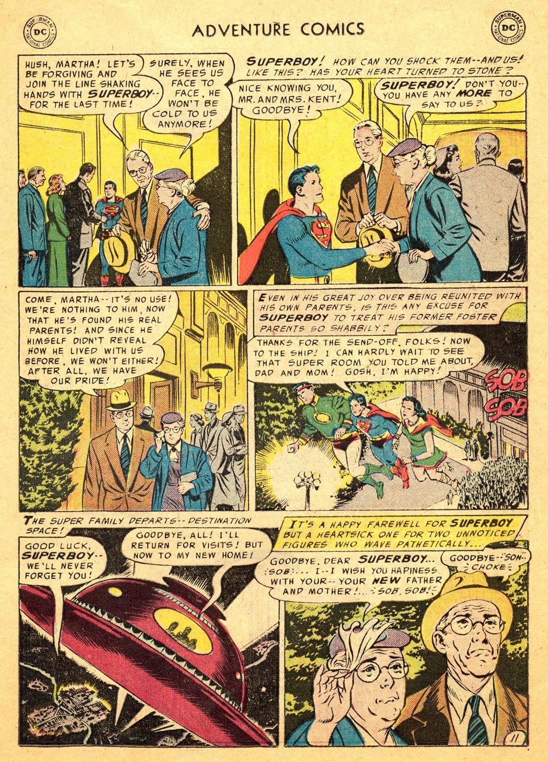 Read online Adventure Comics (1938) comic -  Issue #217 - 13