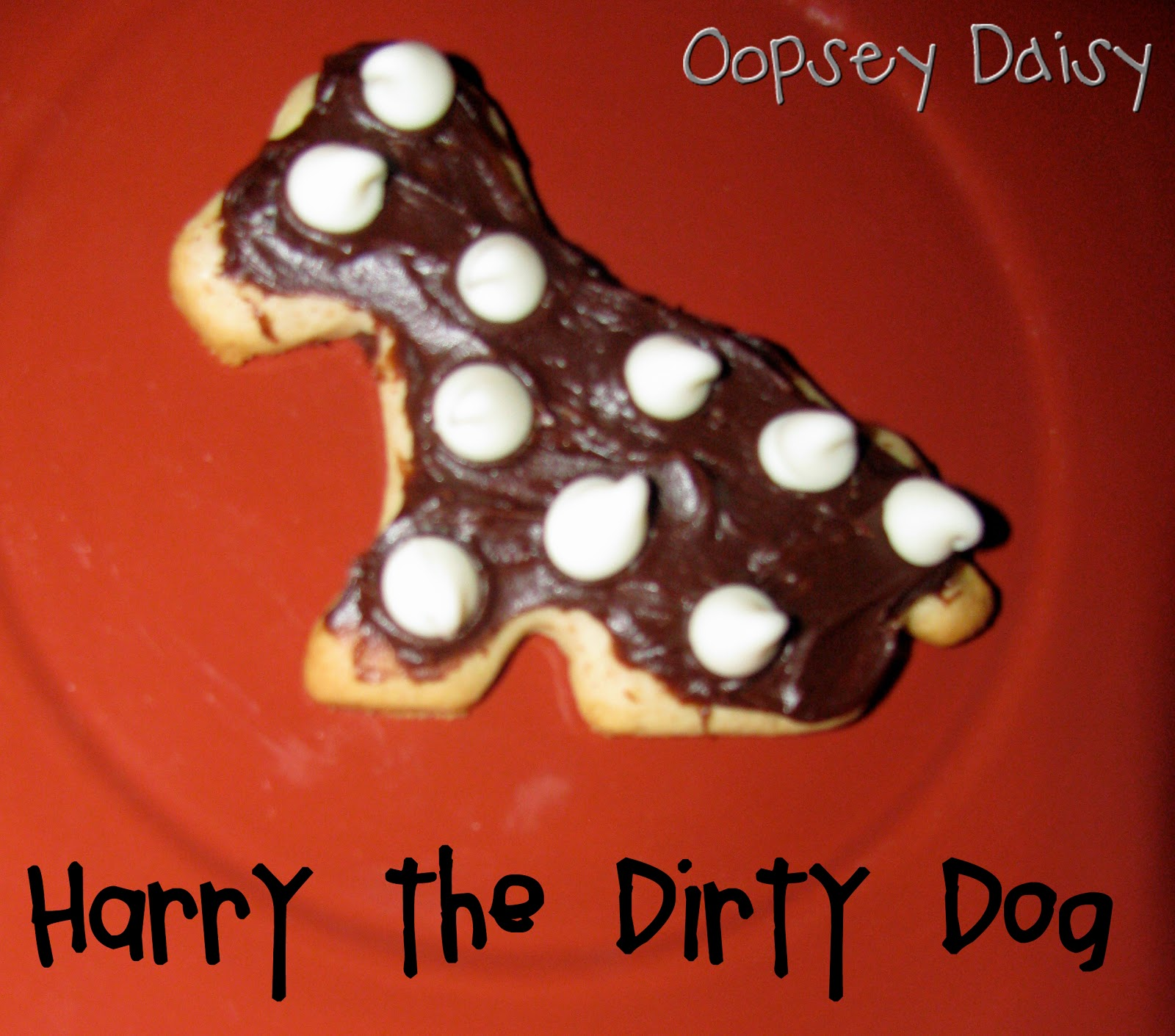 Harry The Dirty Dog Printables Trials Ireland