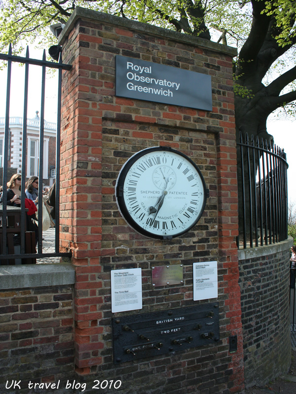 The Royal Observatory In Greenwich London The Globe Trotter