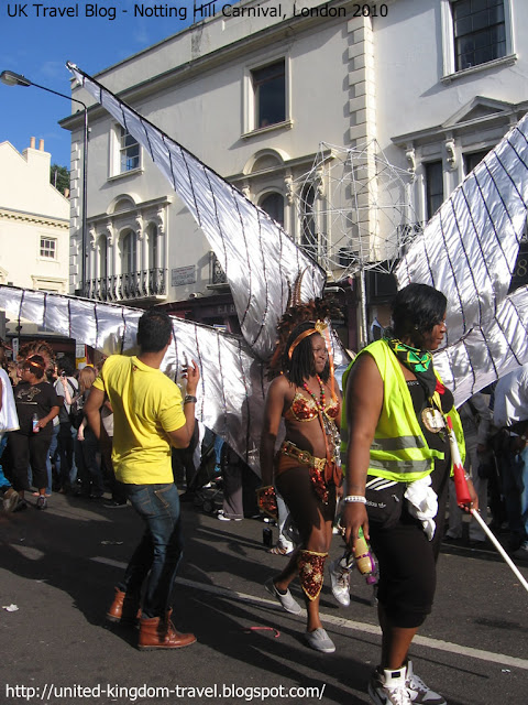 The Notting Hill Carnival in London - August 2010 - Europe ...
