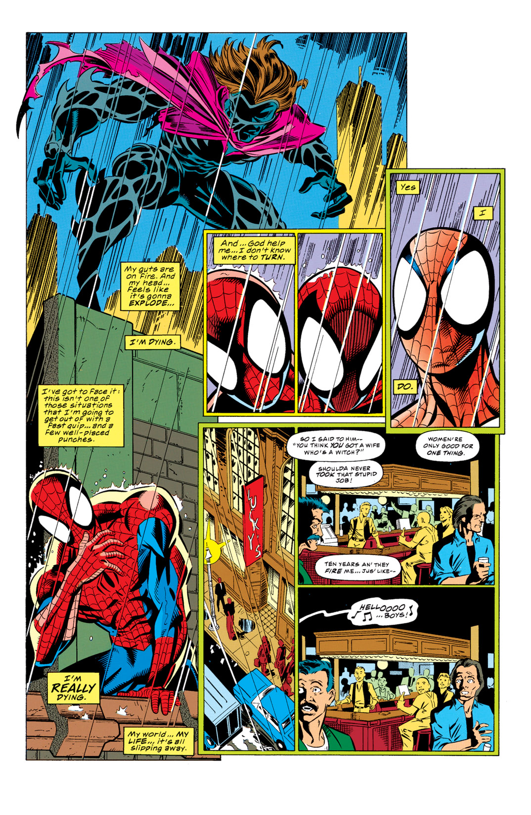 The Amazing Spider-Man (1963) 397 Page 8
