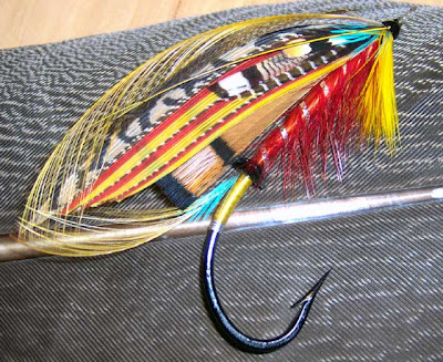 Fly Tying Chronicles: Brain Slavinski's Atlantic Salmon ...