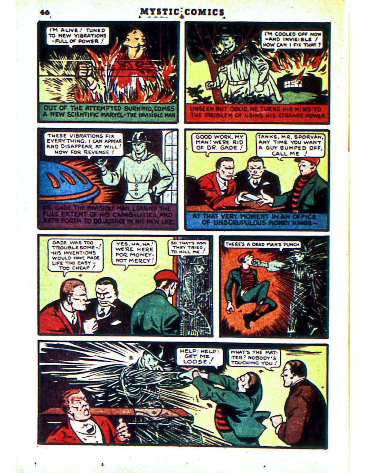 Mystic Comics (1940) issue 2 - Page 48