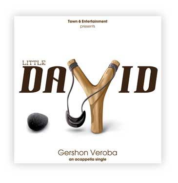 Gershon Veroba – Little David - Acapella Single ~ Jewish