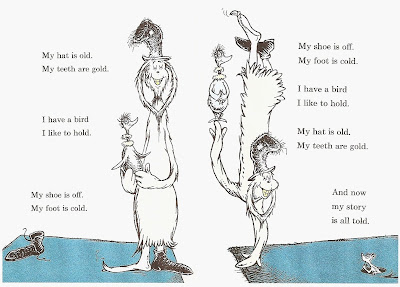 Image result for Chiasmus in Dr. Seuss