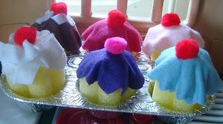 felt8 - cupcake de feltro