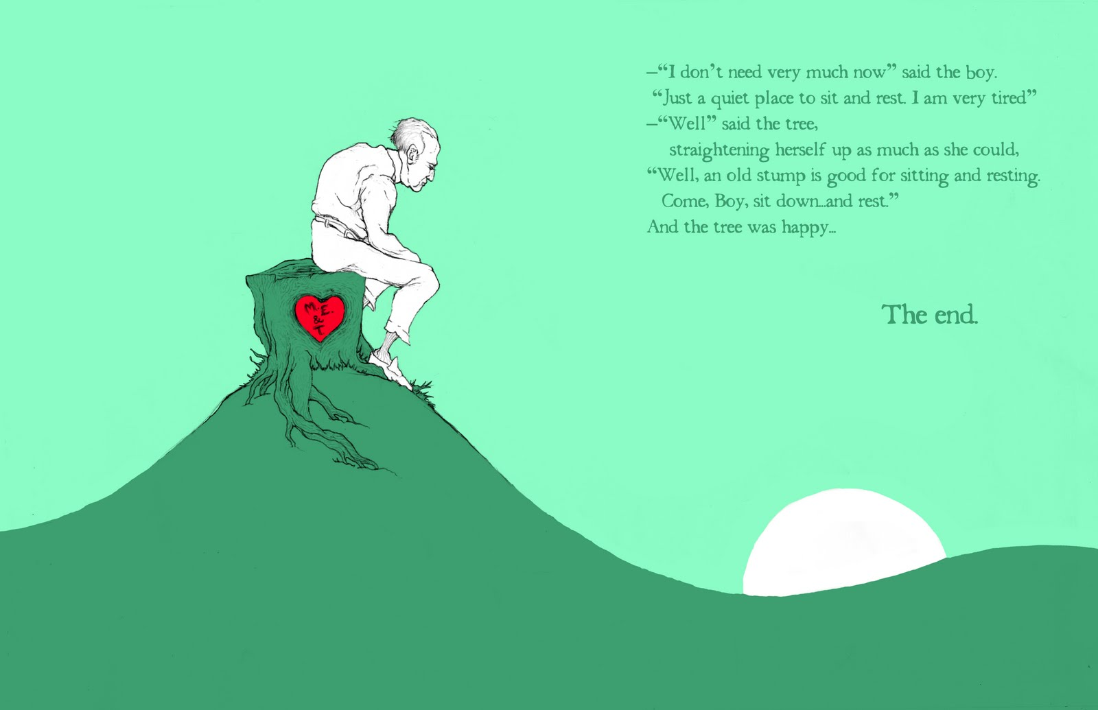Giving Tree Shel Silverstein Quotes. QuotesGram