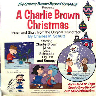 Its Christmas Time Again Charlie Brown.Children S Records More A Charlie Brown Christmas It S