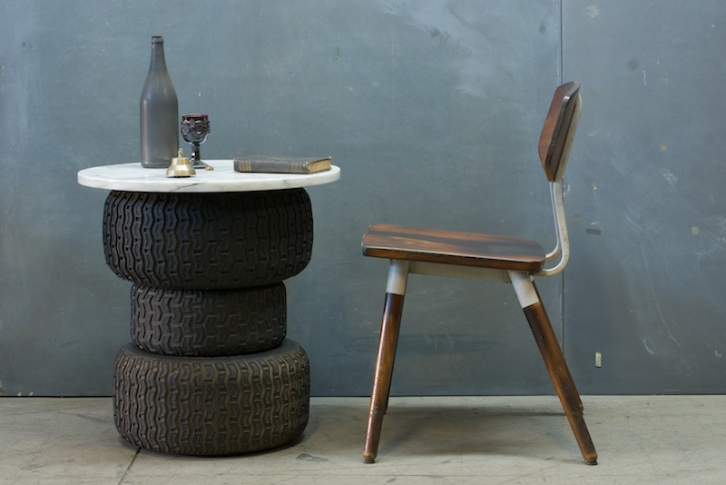 The Daily Modern: Industrial Furniture
