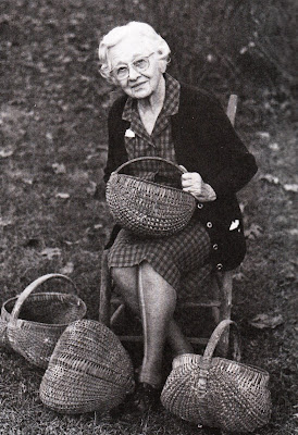 The Retro Vintage Scan Emporium Old People With Baskets