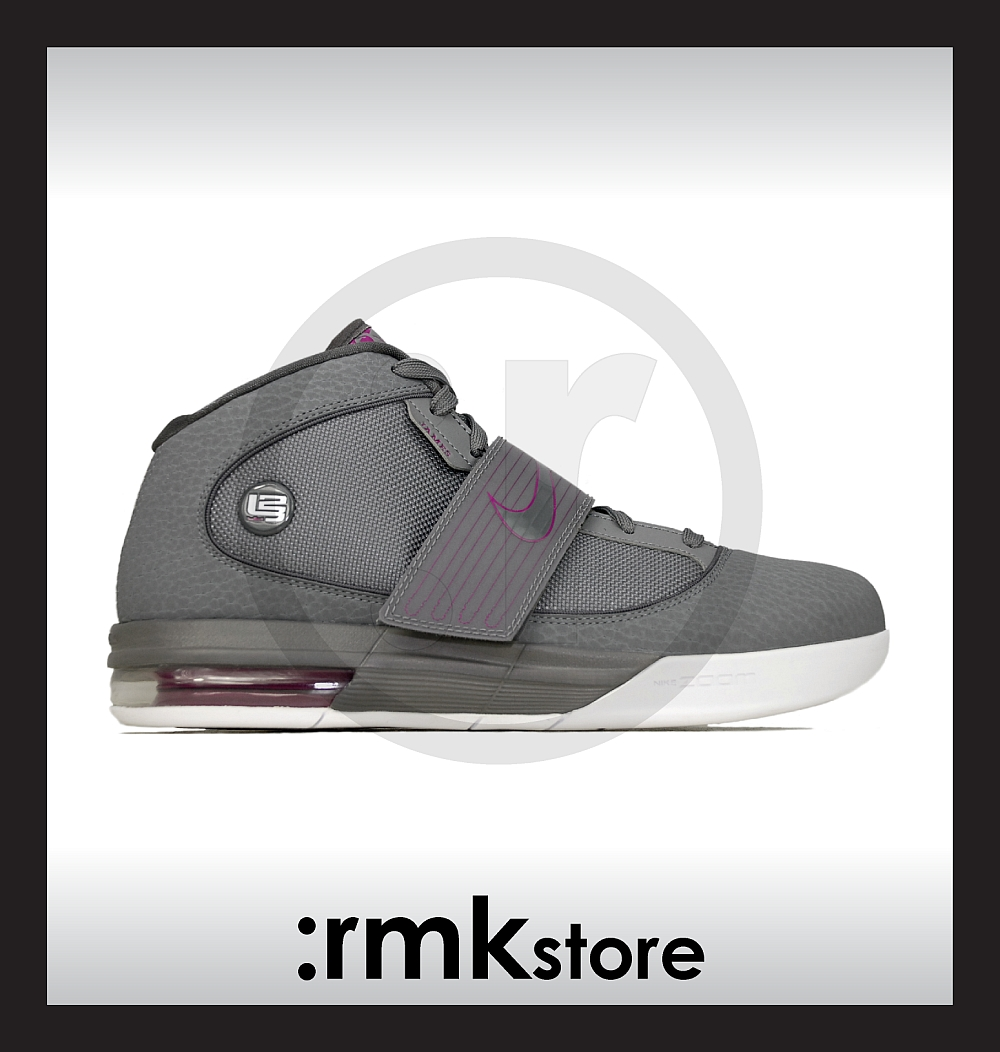 c0abab6ca3e0 rmkstore  Nike Zoom Soldier 4 Cool Grey Red Plum 407707-001