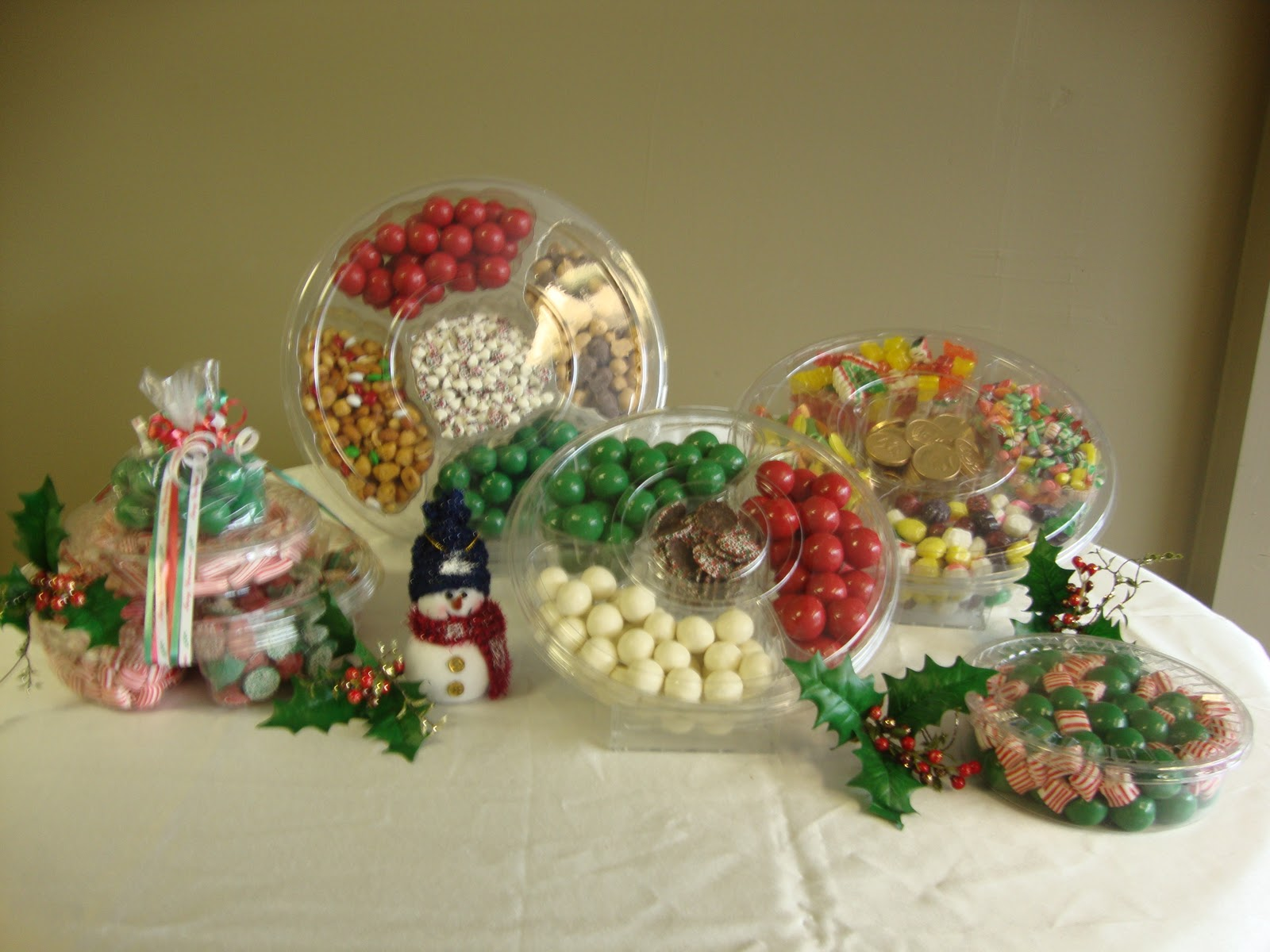 Candy Buffets By The Wakarusa Dime Store: Christmas Gift Ideas