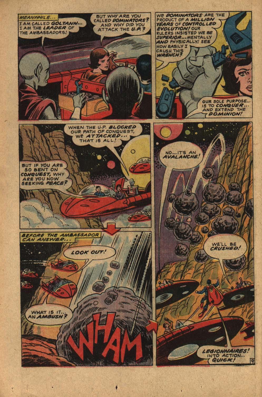 Read online Adventure Comics (1938) comic -  Issue #361 - 12