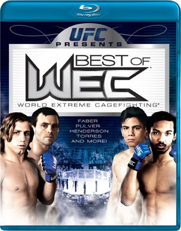 DVD Review: UFC presents The B...