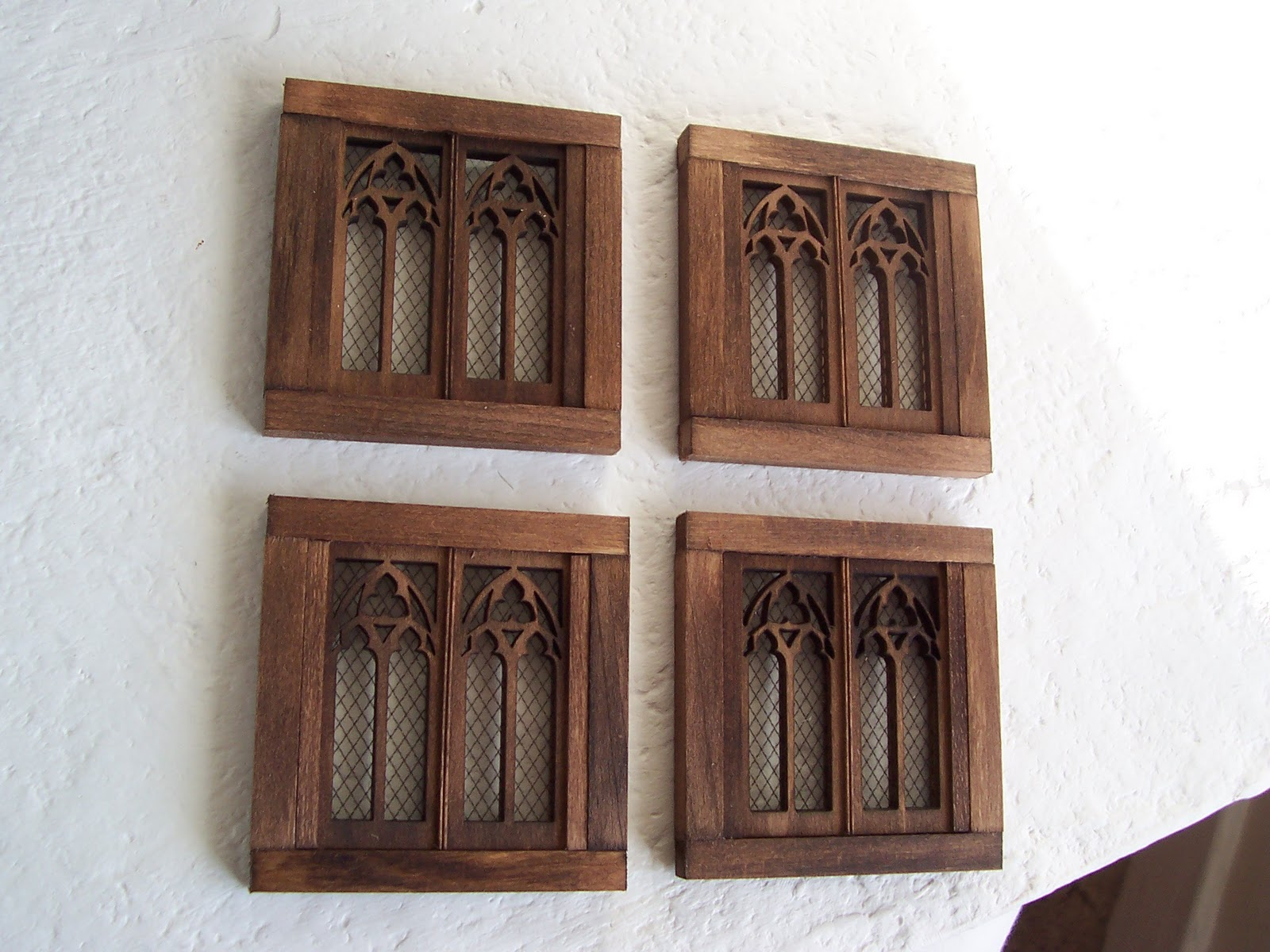 On Being a Mini Mum......: Fabulous Gothic Windows on Ebay  On Being a Mini...