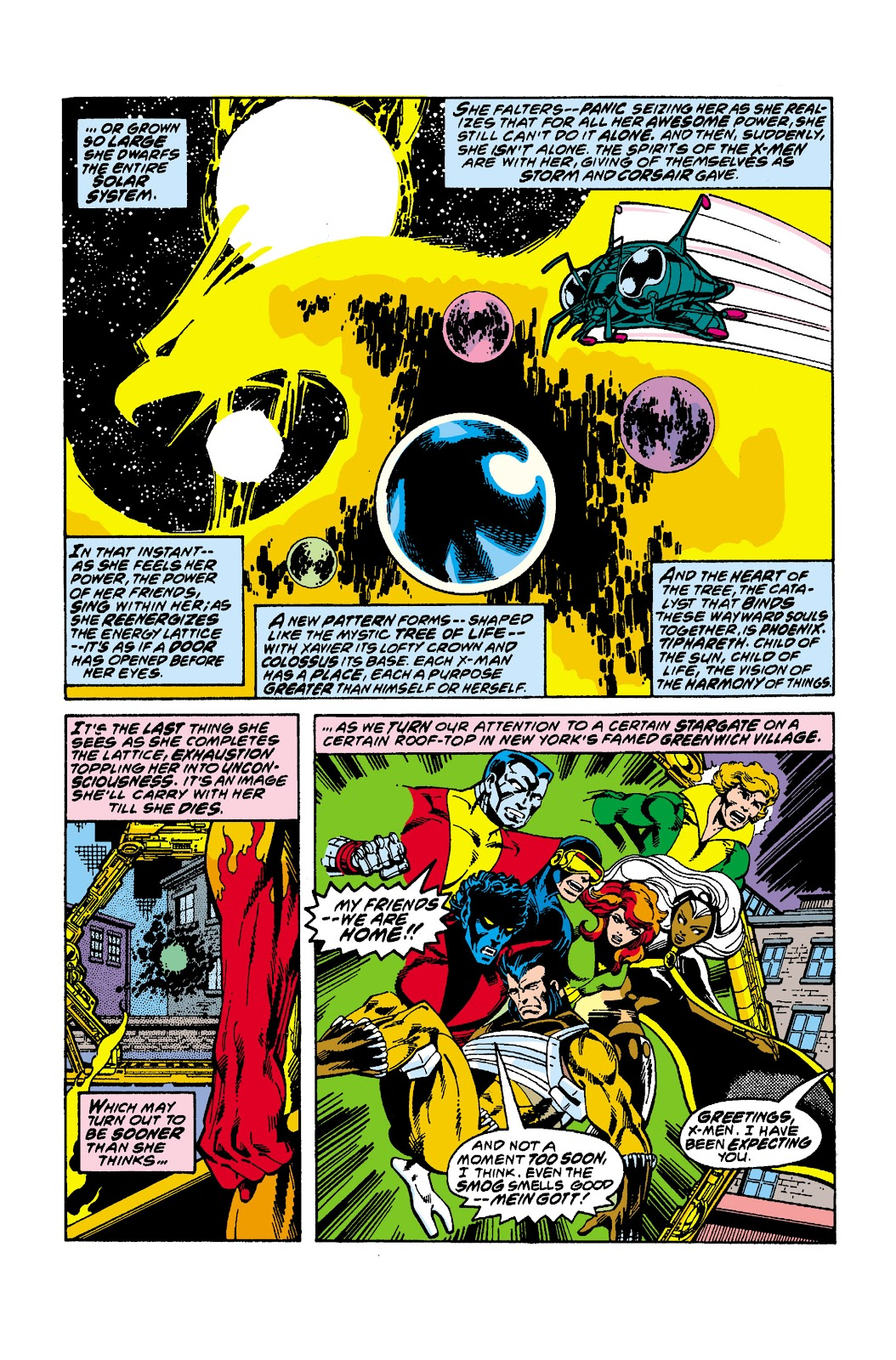 Uncanny X-Men (1963) issue 108 - Page 17