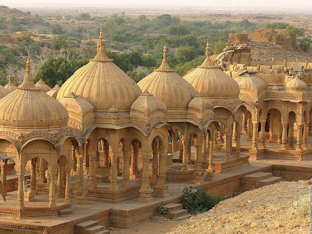 Jaipur City Daily: Royal Barabagh-Jaisalmer-Rajasthan