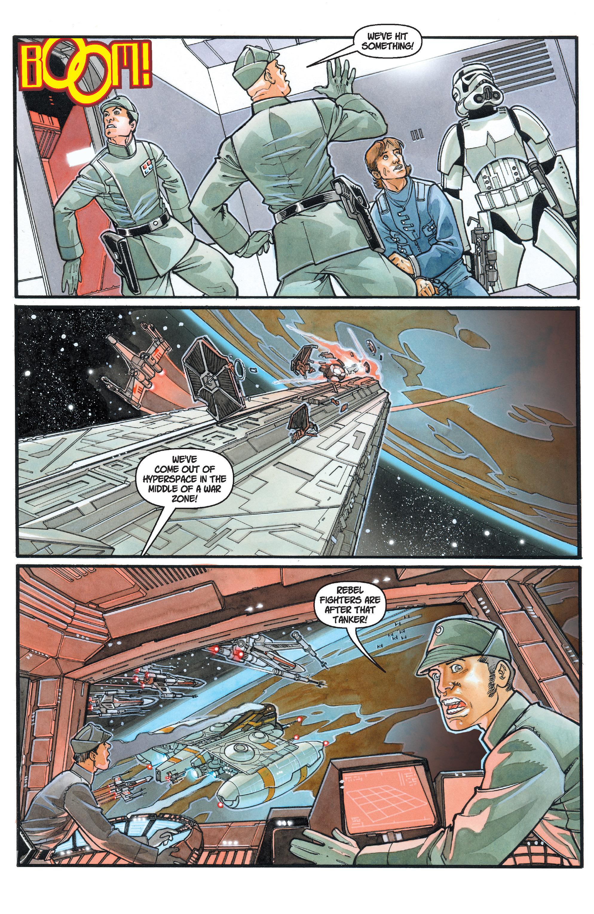 Read online Star Wars Omnibus comic -  Issue # Vol. 22 - 212