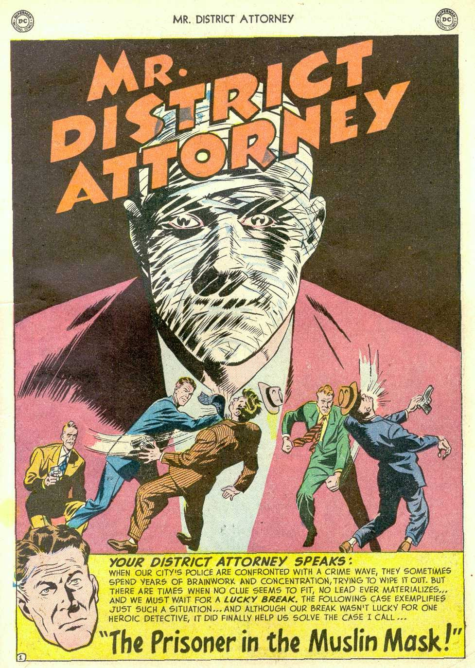 Mr. District Attorney issue 16 - Page 15
