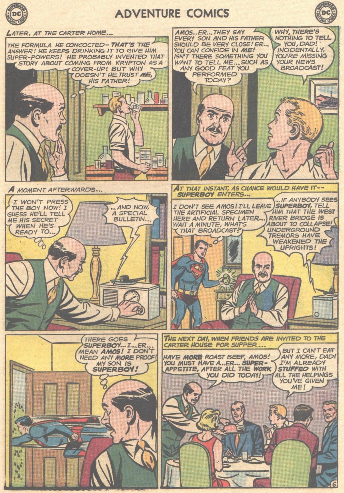 Read online Adventure Comics (1938) comic -  Issue #314 - 29