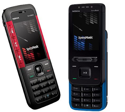 Nokia Announced Two New Series 40 Phones At The End Of August 2007 5610 And 5310 Is A Music Slider Phone
