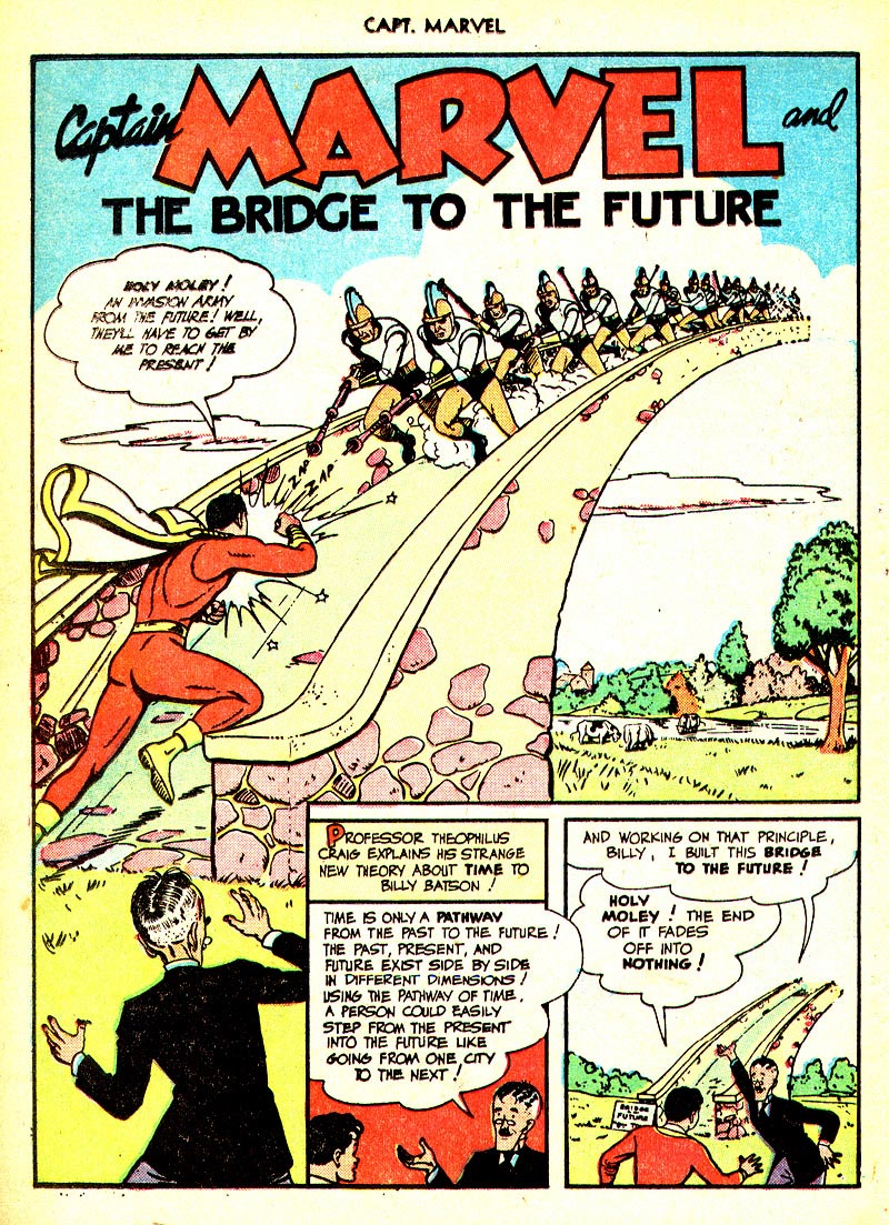 Captain Marvel Adventures issue 93 - Page 35