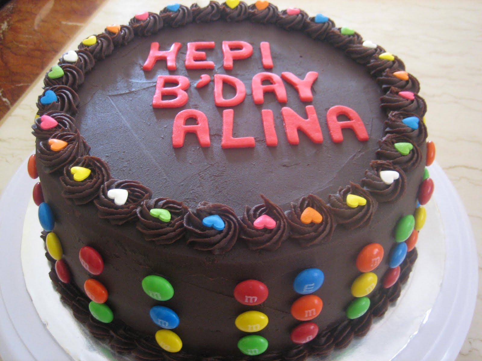 Simple Birthday Cake Ideas Homemade Image Inspiration of Cake and