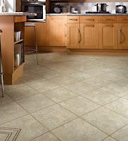 vinyl vloer keuken