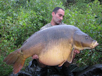 laurent panelli world record carp