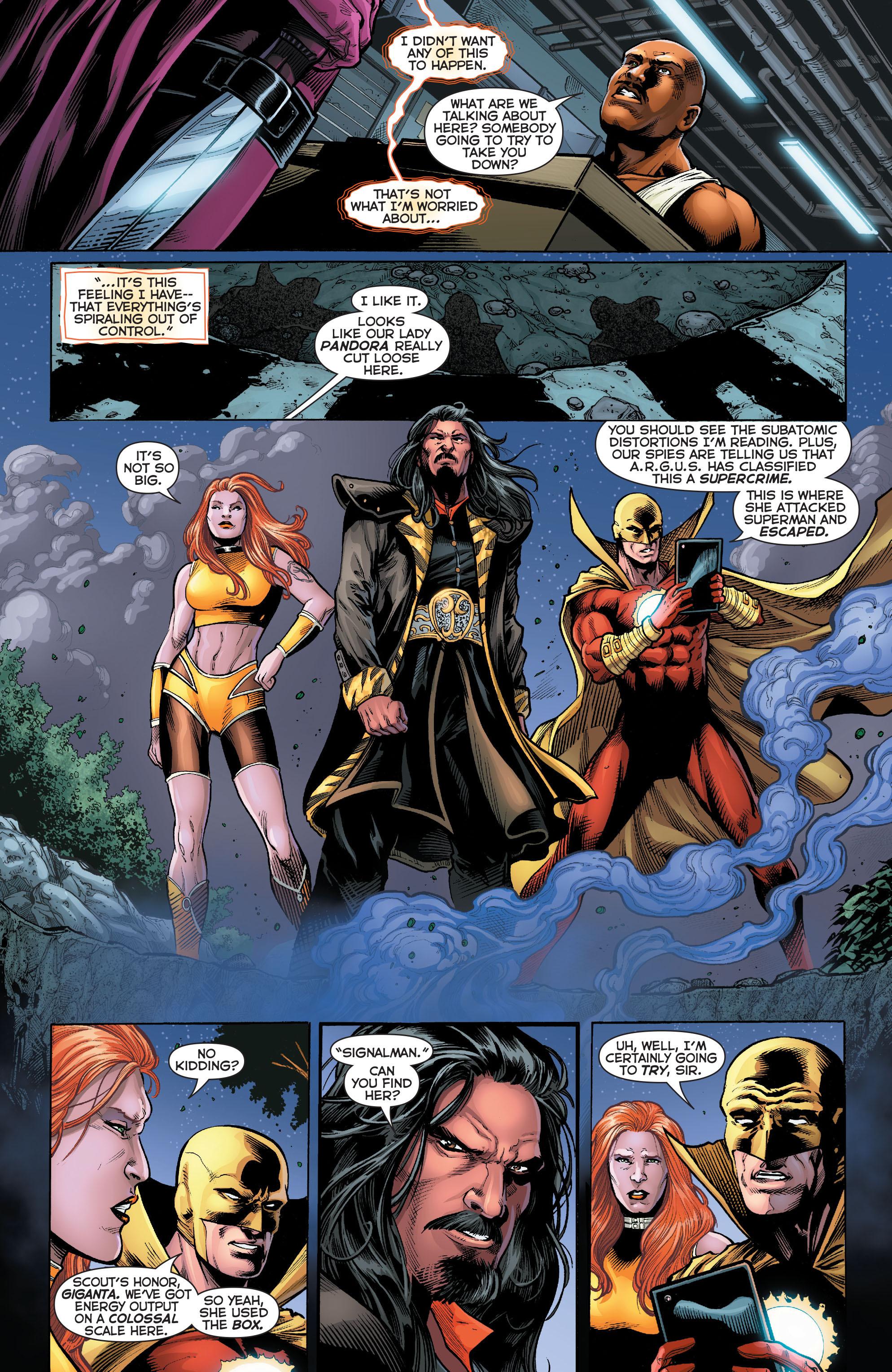 Read online Trinity of Sin: Pandora comic -  Issue #2 - 5