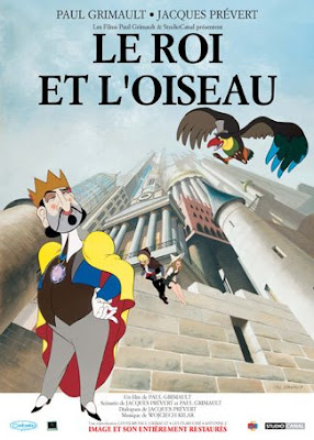 Poster: Le Roi et l'oiseau (The King and the Mockingbird)