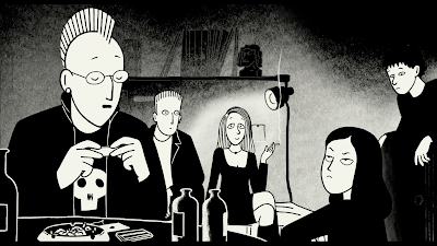 Photos: Persepolis on Blu-Ray