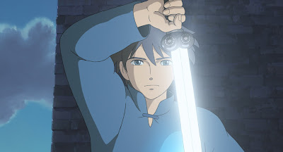Tales From Earthsea in US Theatres July 2010