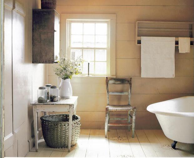country style bathroom decor ideas