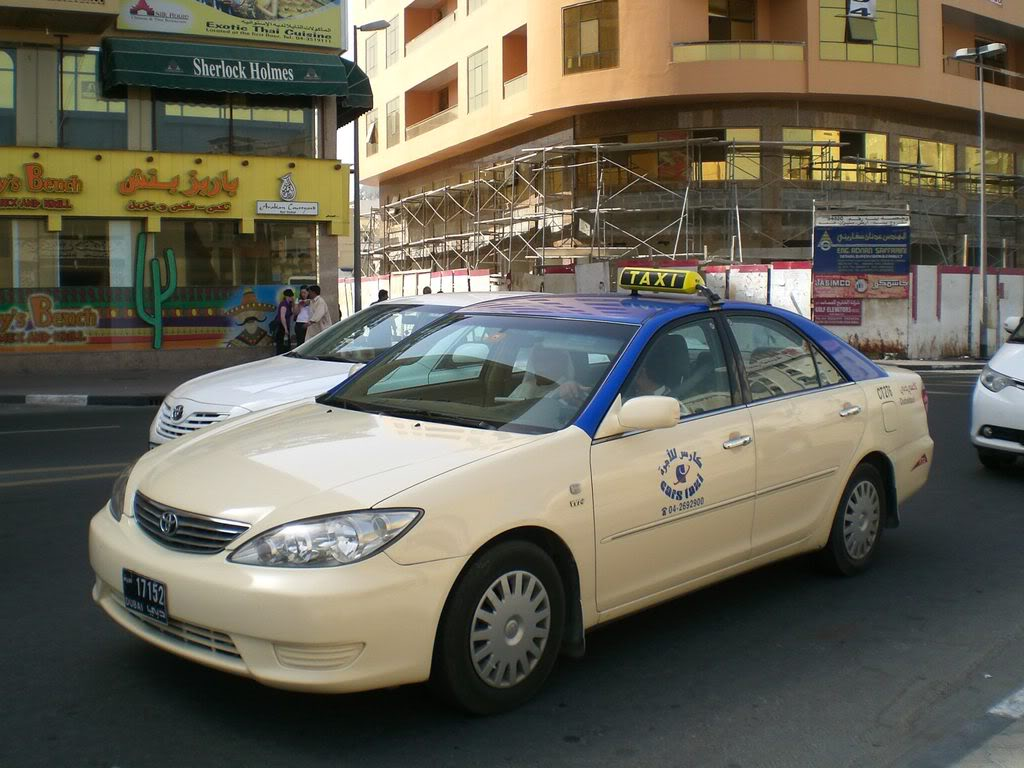 Taxi From Dubai Airport To Hotel