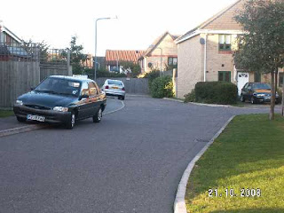 Parking in Connor Close
