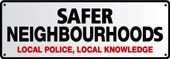 Safer neighbourhoods logo