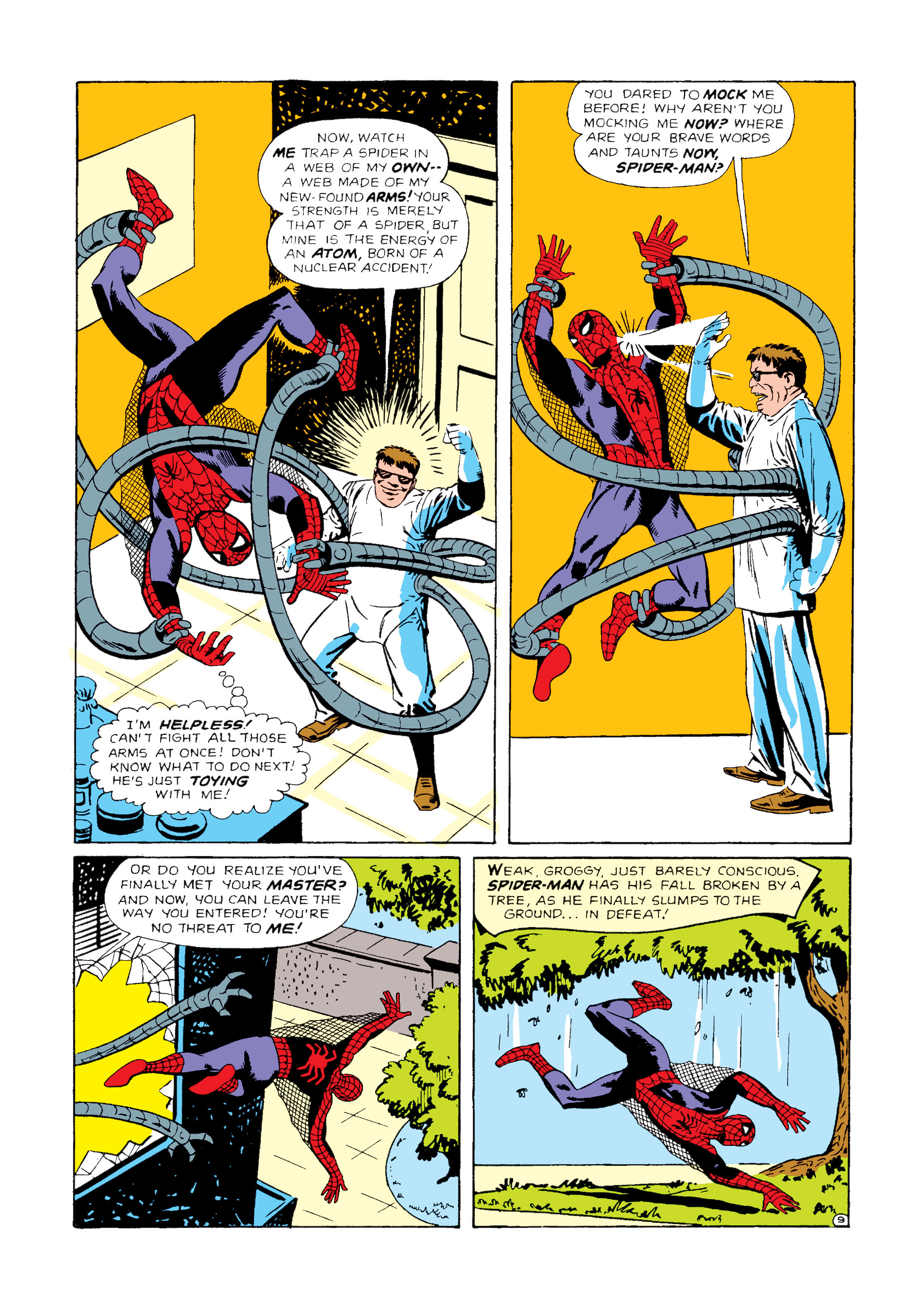 The Amazing Spider-Man (1963) 3 Page 9