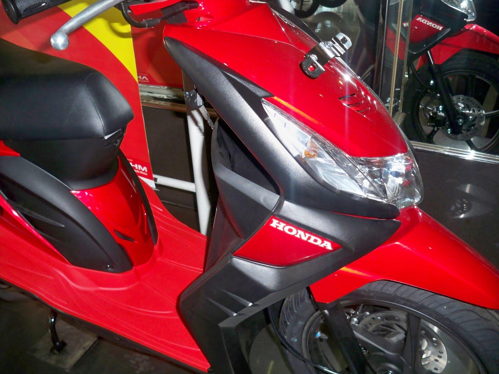 Aksesoris Modifikasi Motor Honda Beat Terupdate Klobot Modif