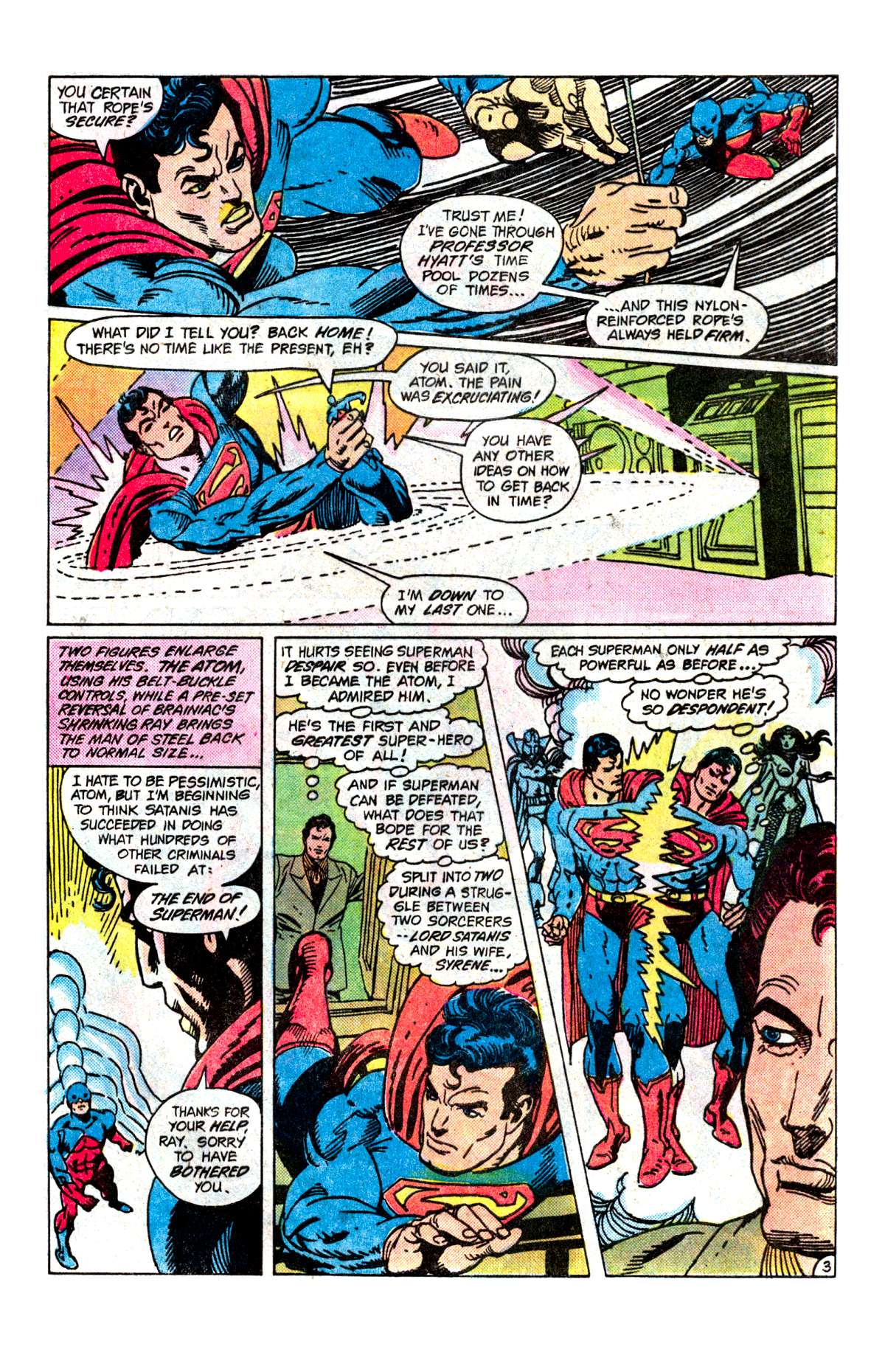 Read online Action Comics (1938) comic -  Issue #539 - 4