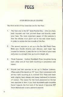 Physical CounterCulture: Vince Gironda 6 Week Bulk Course