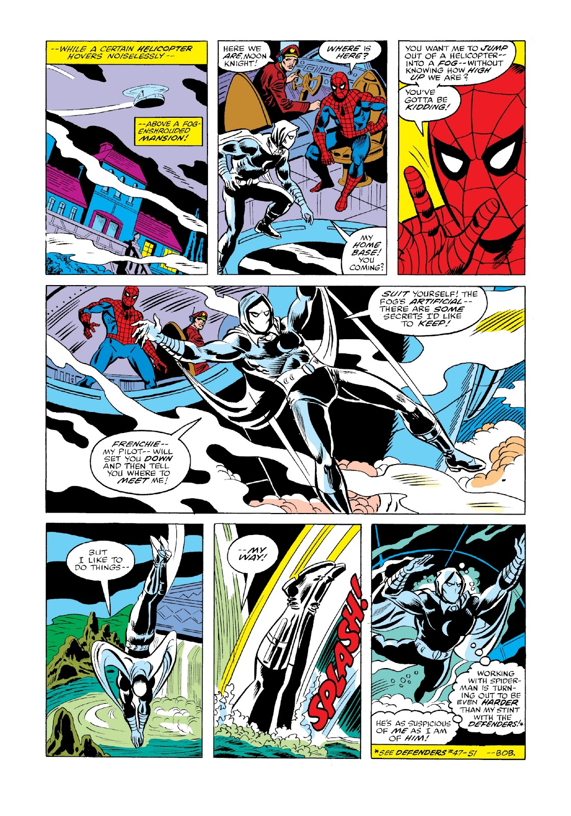 Read online Marvel Masterworks: The Spectacular Spider-Man comic -  Issue # TPB 2 (Part 2) - 44