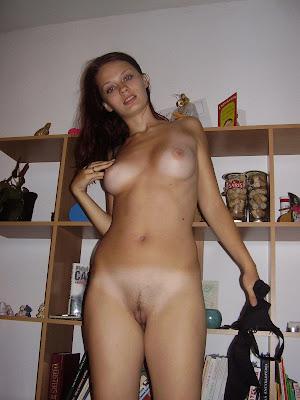 Puffy Nipples | Sweet Svenja - Naked Village