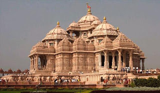 Image of Akshardham New Delhi