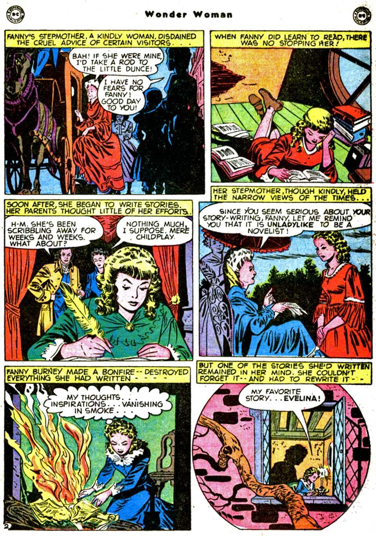 Read online Wonder Woman (1942) comic -  Issue #35 - 31