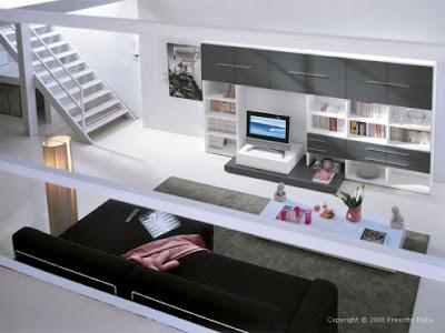 cool ultramodern living room design | Ultra Modern Living Rooms Pictures | Interior Design ...