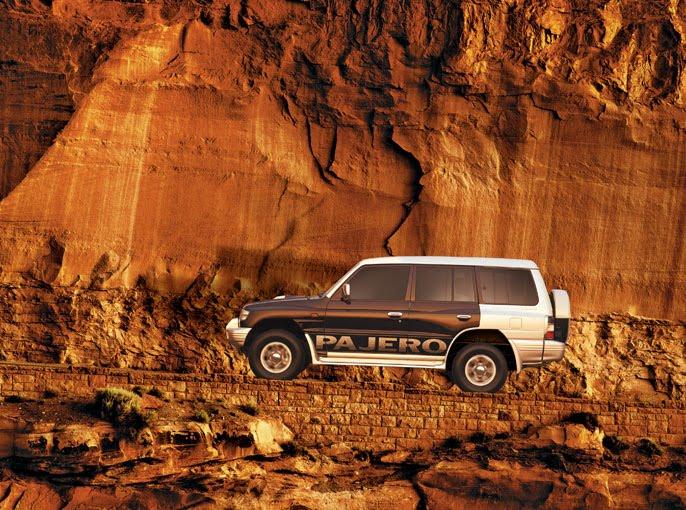 Mitsubishi Pajero Wallpapers: Cars Wallpapers: Mitsubishi Pajero SFX