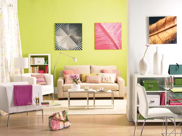 Cool Rooms: Cool Living Room Interior Designs