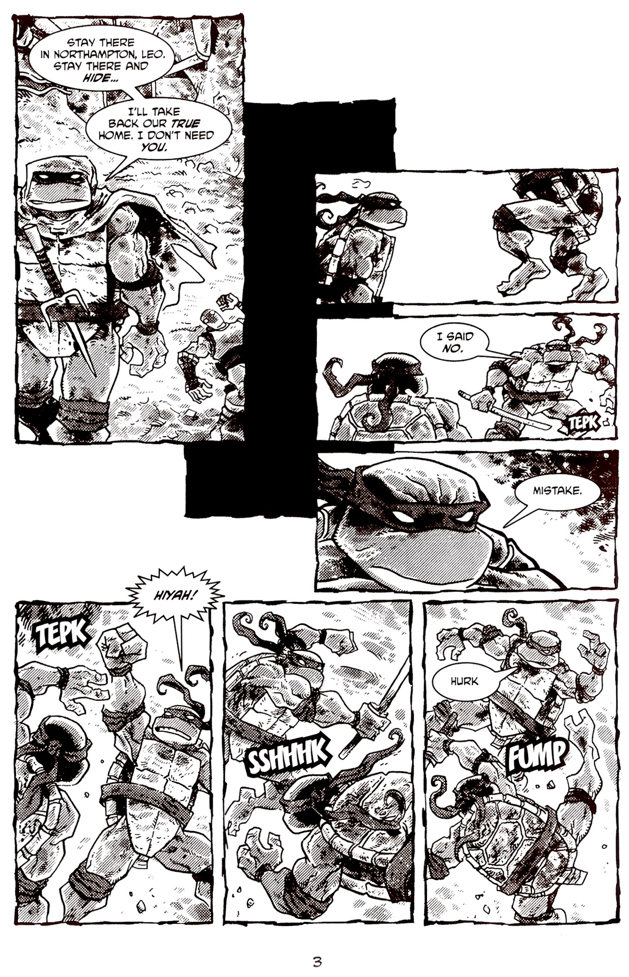 Read online Tales of the TMNT comic -  Issue #70 - 8