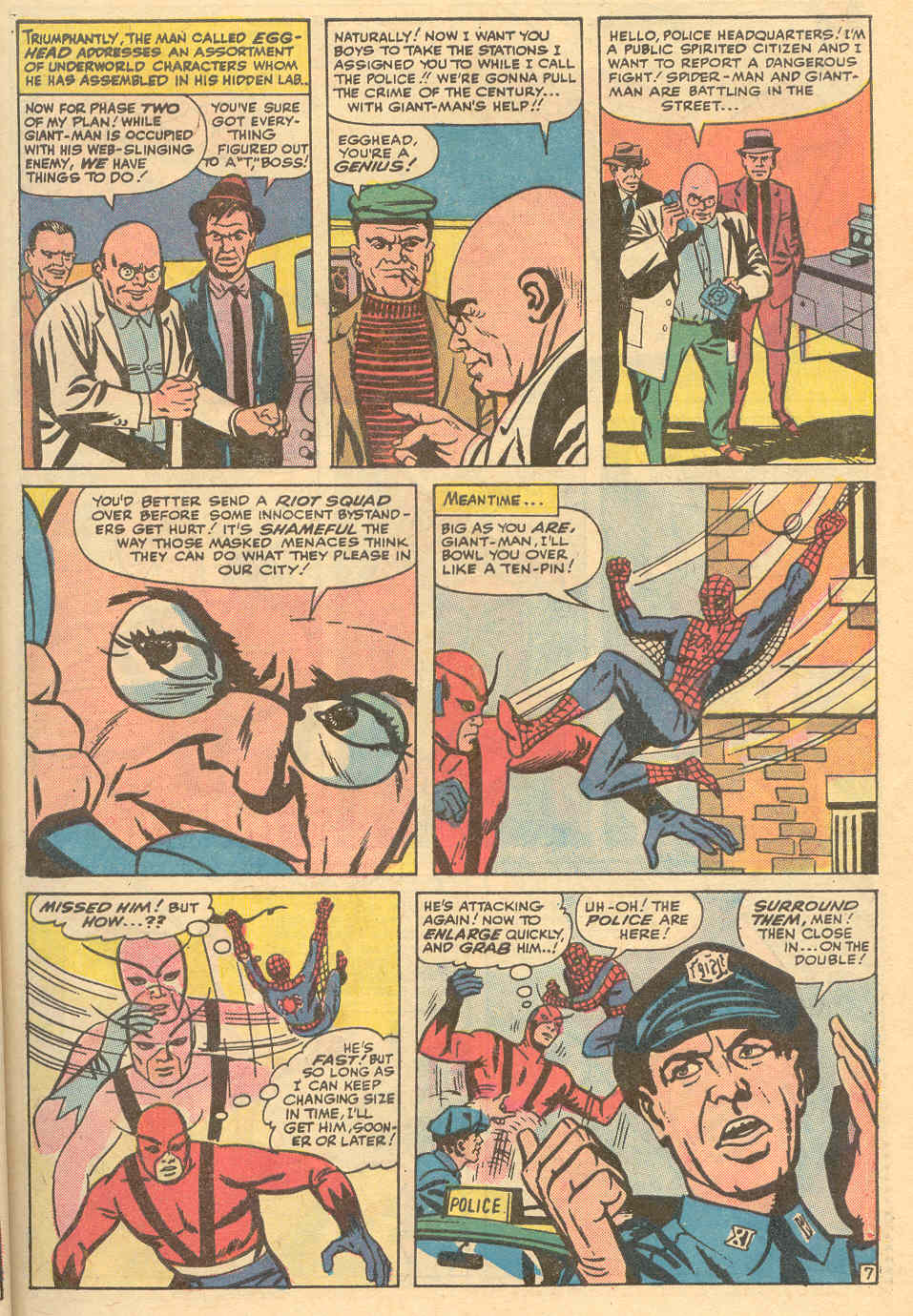 The Amazing Spider-Man (1963) _Annual_8 Page 25